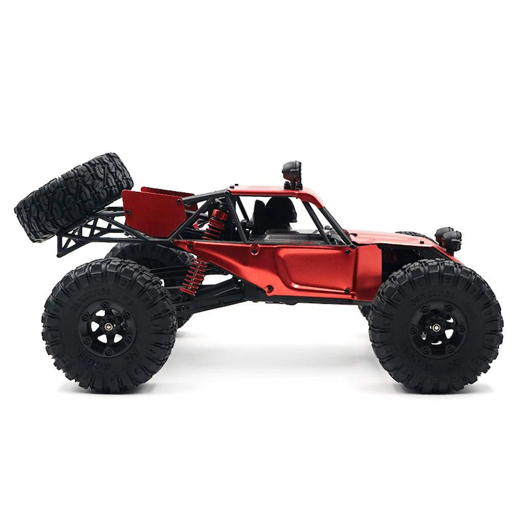 Electric RC Buggy 1/12 Remote Control Car 2.4Ghz 4WD Desert Off-Road Truck 70KM/h High Speed Terrain RC Car Rechargeable Vehicle Rock Crawler for Kids & Adults by DaoAG (Image #5)