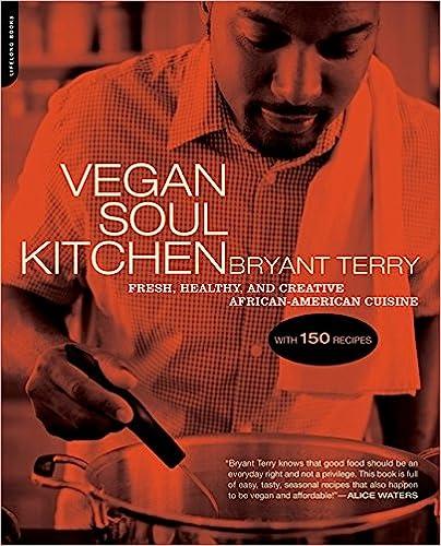 Healthy Fresh Vegan Soul Kitchen and Creative African-American Cuisine