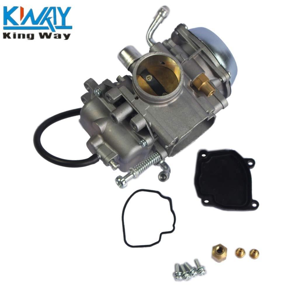 Fuel System - - King Way - Carburetor for Polaris Sportsman 700 4x4 ATV Quad CARB 2002 2003 2004 2005 2006