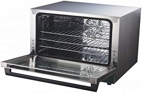 Winco ECO-500 Half-Size Countertop Convection Oven