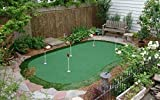 StarPro's 15'x20' 5-Hole Professional Practice Putting Green.