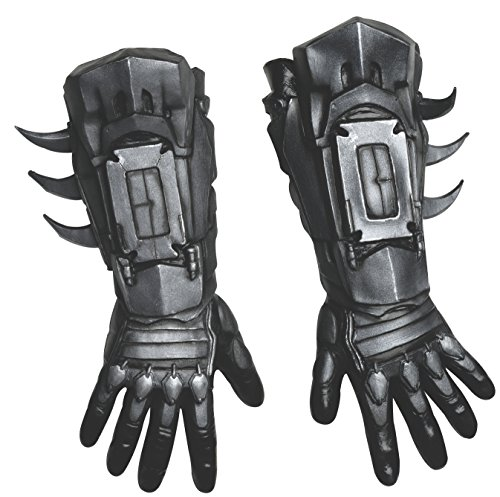 Batman Products : Rubie's Costume Men's Arkham City Deluxe Batman Gloves