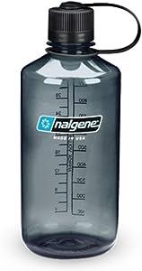 Nalgene Tritan 1-Pint 16oz Narrow Mouth BPA-Free Water Bottle