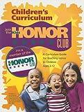 Kids Honor Club, Scott Turansky and Joanne Miller, 1888685093