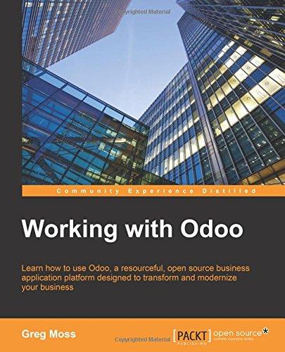 Working with Odoo pdf epub