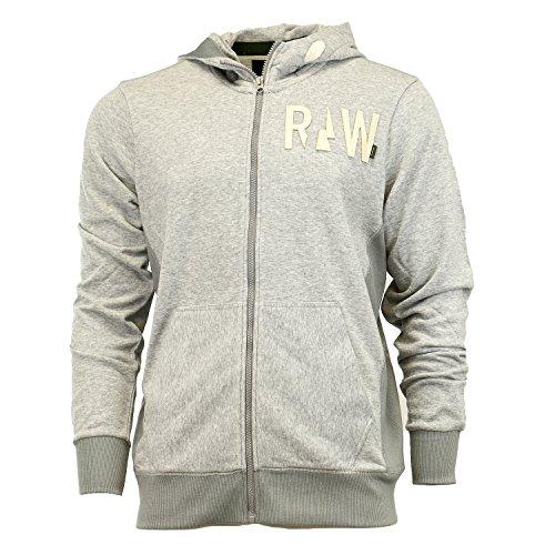 G-Star Raw Men's Netrol Hooded Vest Sw Long Sleeve