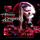 Allman Brothers Band : Live in Germany 1991 ~ Import Cd Digi Pack