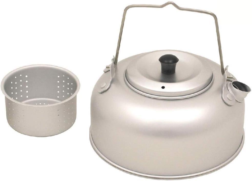 g8ds Tetera (aluminio, para uso en exteriores)