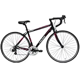 Cheap Head Accel NXL Road Bicycle, 700c wheels, 47 cm frame, Women's Bike, Black/Pink