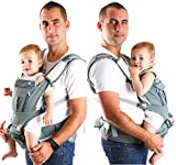 Introducing Baby Dush- The Most Comfortable Baby Sling Available On Amazon! Forget all about uncomfortable, impractical and risky plastic baby carriers! Baby Dush now offers you a baby sling carrier that is packed with practicality, comfort, ...