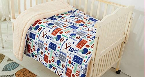 (Kids Baby Toddler Super Soft and Cozy Blanket, 40