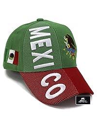 High End Hats Gorro de béisbol de Alta Gama con diseño de Las Naciones de  América de0dbd8d5c3