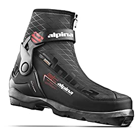 Alpina Sports Outlander Backcountry Ski Boots, Black/Orange/White, Euro 44