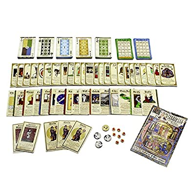 WizKids Tournament at Camelot Board Game: Toys & Games