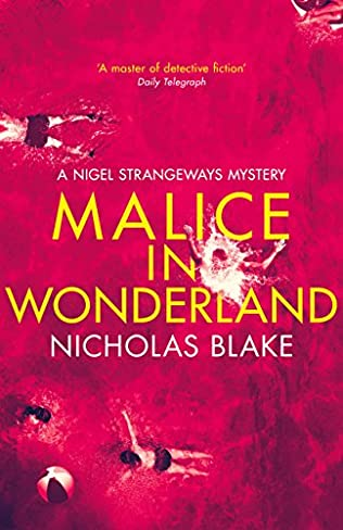 book cover of Malice in Wonderland