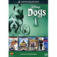 Disney Dogs 1: 4 Movie Collection [Importado]