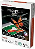 Office Depot ImagePrint Multiuse Paper by Domtar, 8 1/2in. x 11in, 20 Lb, FSC Certified, White, 500 Sheets, 1821RM