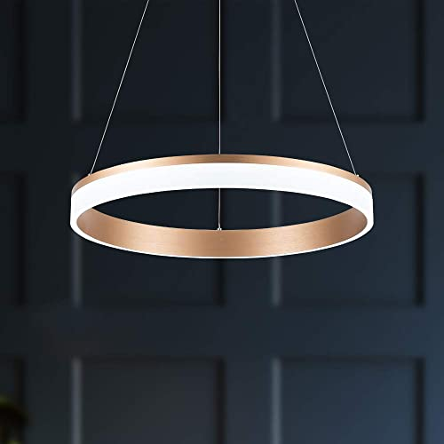 WELAKI LED Chandelier Modern Led Pendant Light 24W 1440lm Adjustable Hanging Pendant Lighting