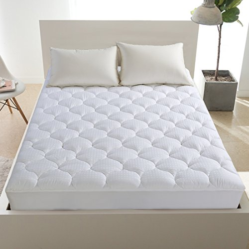 LEISURE TOWN King Overfilled Mattress Mattress Pads