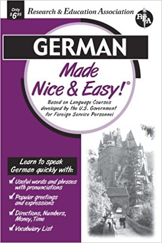 Buy German Made Nice & Easy!: Based on Language Courses
