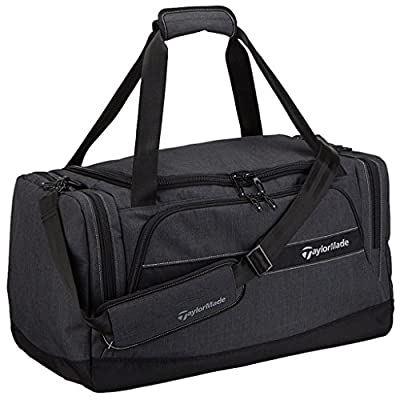 TaylorMade Golf 2018 Mens Players Duffle Bag Sports Holdall