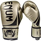 Venum Challenger 2.0 Boxing Gloves, Gold, 16-Ounce