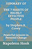 img - for SUMMARY OF The 7 Habits of Highly Effective People by Stephen R. Covey: Powerful Lessons in Personal Change book / textbook / text book