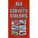 All 1990-1992 Corvette Colors: How Rare is Your Corvette