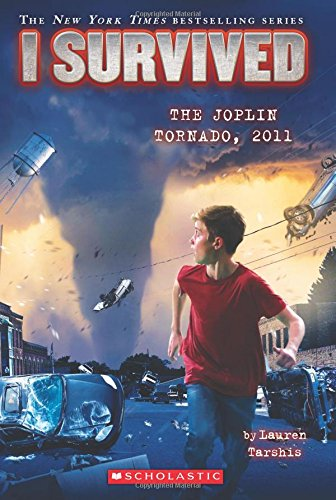 I Survived the Joplin Tornado by Lauren Tarshis