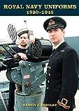 Royal Navy Uniforms 1930-1945