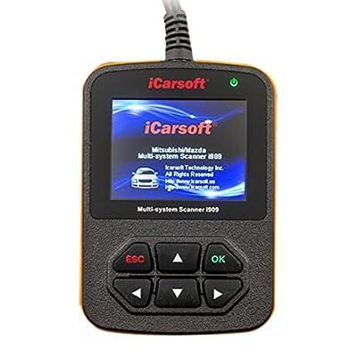 iCarsoft i909 Automotive Diagnostic Tool: Automotive