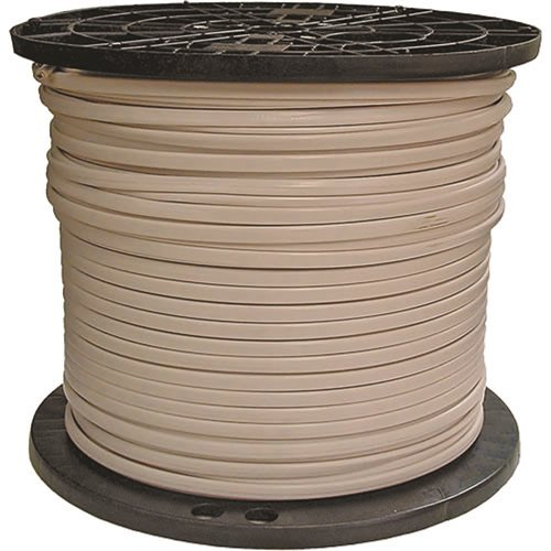 (NATIONAL BRAND ALTERNATIVE ROMEX NM-B NON-METALLIC SHEATHED CABLE WITH GROUND, 14/3, 1000 FT. PER ROLL (1/RL))
