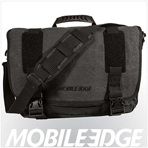 Mobile Edge ECO Laptop Messenger for Laptops up to 17.3-Inch (Ash)