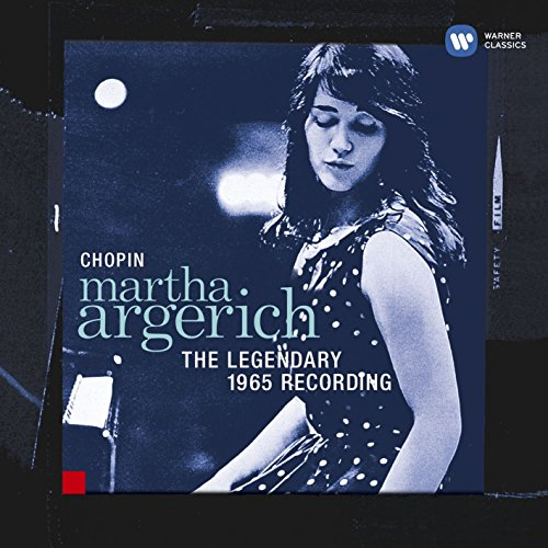 Price comparison product image Martha Argerich: The Legendary 1965 Recording