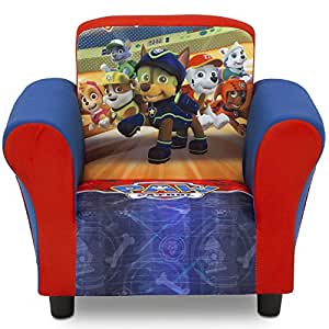 Delta Children Nick Jr Paw Patrol Upholstered Chair