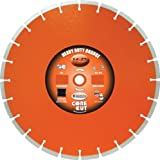 Diamond Products Core Cut Diamond Products 74413 Heavy Duty Orange Segmented High Speed Ultimate Diamond Blade 14 X .125 X Unv