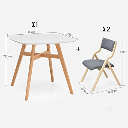 Amazon.com: Living Room Furniture Kitchen Dining Table ...