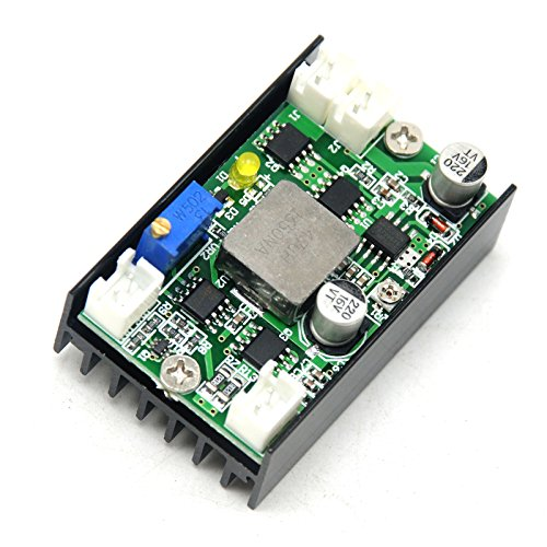 4A 12VDC Power Supply Driver for 445-450-3.5 NDB7A75 Blue Laser LD with TTL by JINGLUYAO (Image #3)