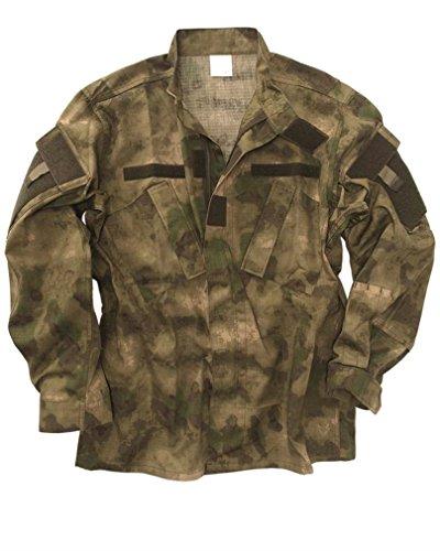 Mil-Tec US ACU Field Jacket Men Ripstop Mil-tacs Fg