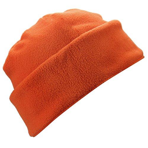 eYourlife2012 Unisex Winter Double Layers Polar Fleece Microfleece Skiing Beanie Skull Cap Hat