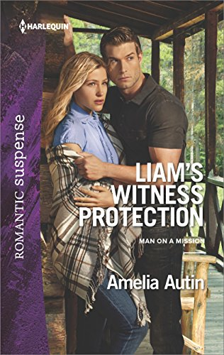 book cover of Liam\'s Witness Protection