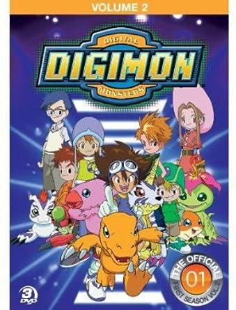 Digimon Adventure 2 [Reino Unido] [DVD]: Amazon.es: Cine y Series TV