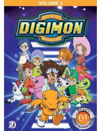 digimon adventure 1 - 4