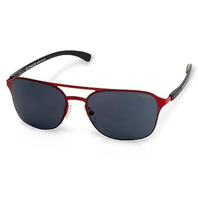 8fc122ee14f5 Mulco Illusion HM C4 Red Frame / Black Lens 50 mm Sunglasses at ...