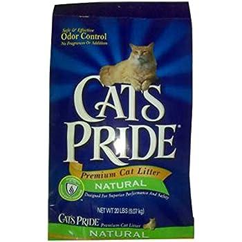 Amazon Com Cat S Pride Natural Cat Litter 20 Lb Bag