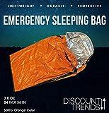 Discount Trends Thermal Sleeping Bag Bivvy Heavy Duty...