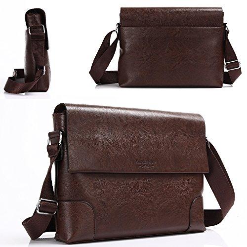Brown Dark Unisex Rose Niño Hombre Bolso Bag Mujer London Wide Amelia Niña Adultos Bandolera RvwPTwq