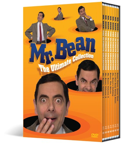 Mr. Bean: Ultimate Collection - Bean Collection