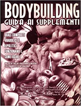 Bodybuilding, guida ai supplementi