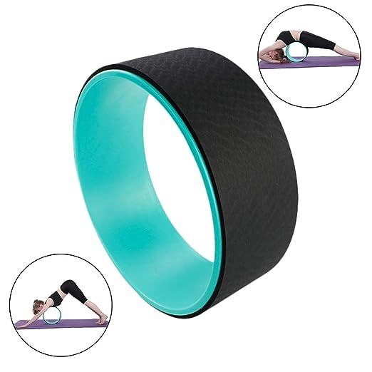 Durable Yoga Wheel - Wheel de ejercicio para mejorar las ...